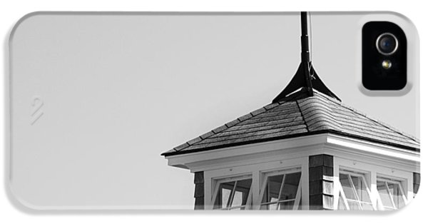 Nantucket Weather Vane IPhone 5 / 5s Case by Charles Harden