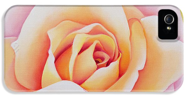 The Rose IPhone 5 / 5s Case by Myung-Bo Sim