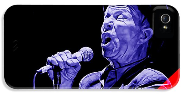 Tom Waits Collection IPhone 5 / 5s Case by Marvin Blaine