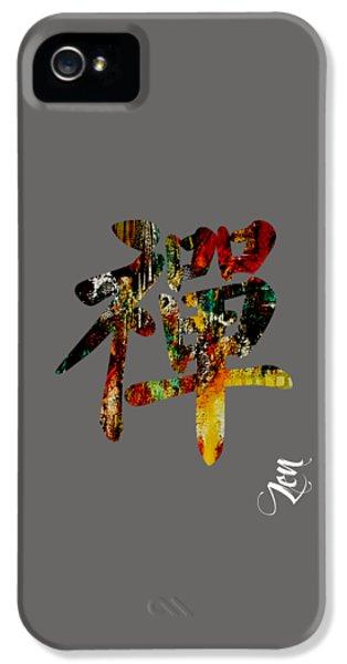 Zen IPhone 5 / 5s Case by Marvin Blaine