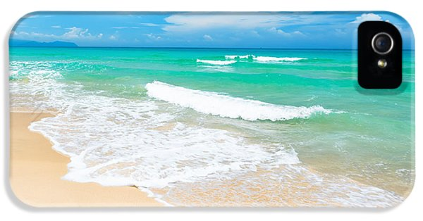 Beach IPhone 5 / 5s Case by MotHaiBaPhoto Prints