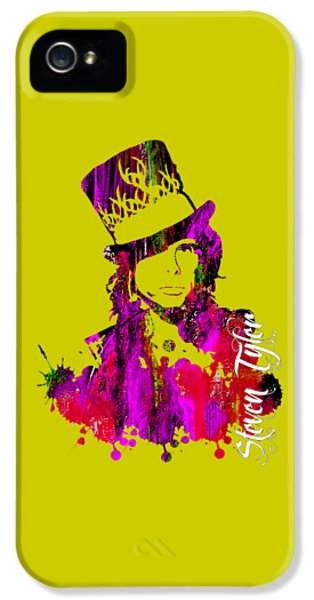 Steven Tyler Collection IPhone 5 / 5s Case by Marvin Blaine