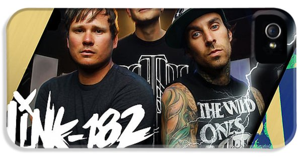 Blink 182 Collection IPhone 5 / 5s Case by Marvin Blaine