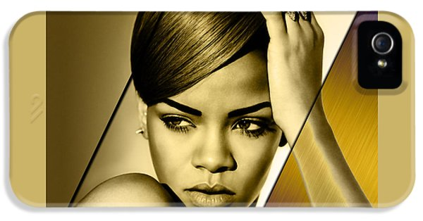 Rhianna Collection IPhone 5 / 5s Case by Marvin Blaine