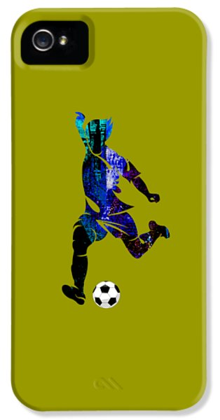 Soccer Collection IPhone 5 / 5s Case by Marvin Blaine
