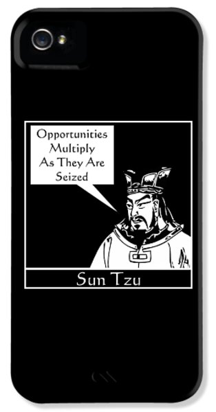 Strategy iPhone 5 Cases - Sun Tzu iPhone 5 Case by War Is Hell Store