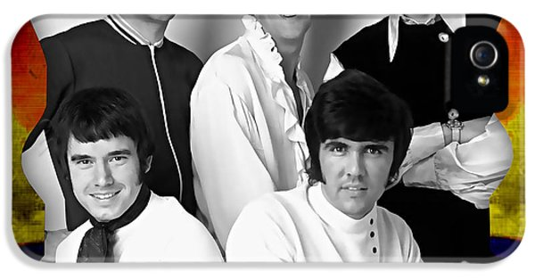 The Dave Clark Five Collection IPhone 5 / 5s Case by Marvin Blaine