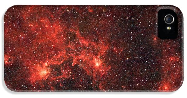 The Dragon Fish Nebula IPhone 5 / 5s Case by American School