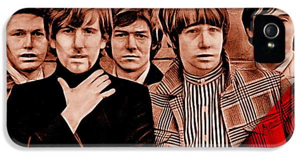 The Hollies Collection IPhone 5 / 5s Case by Marvin Blaine