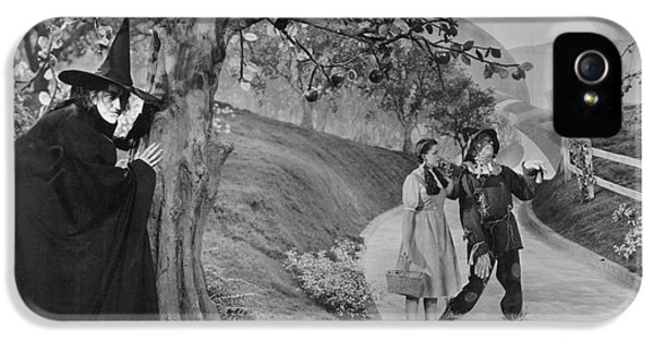Wizard Of Oz, 1939 IPhone 5 / 5s Case by Granger
