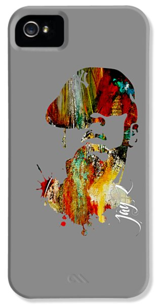 Jay Z Collection IPhone 5 / 5s Case by Marvin Blaine