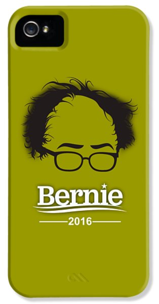 Bernie Sanders IPhone 5 / 5s Case by Marvin Blaine