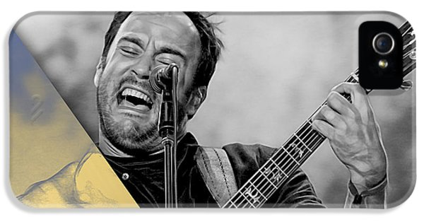 Dave Matthews Collection IPhone 5 / 5s Case by Marvin Blaine