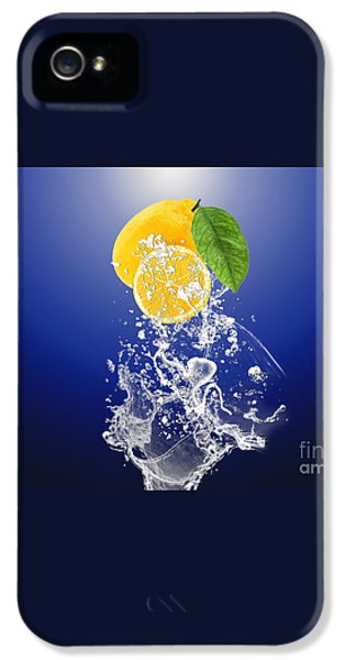 Lemon Splast IPhone 5 / 5s Case by Marvin Blaine
