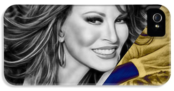 Raquel Welch Collection IPhone 5 / 5s Case by Marvin Blaine
