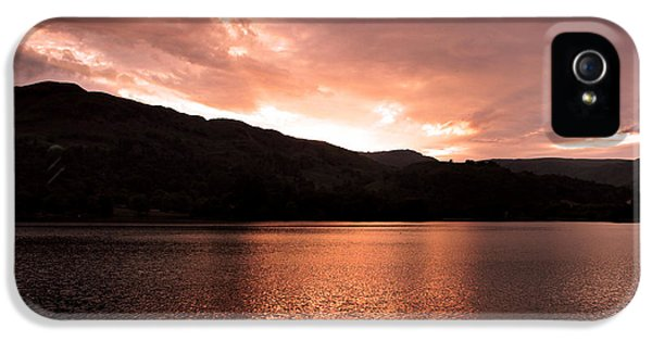 Epic iPhone 5 Cases - The Lake District iPhone 5 Case by Martin Newman