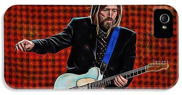 Tom Petty Collection IPhone 5 / 5s Case by Marvin Blaine