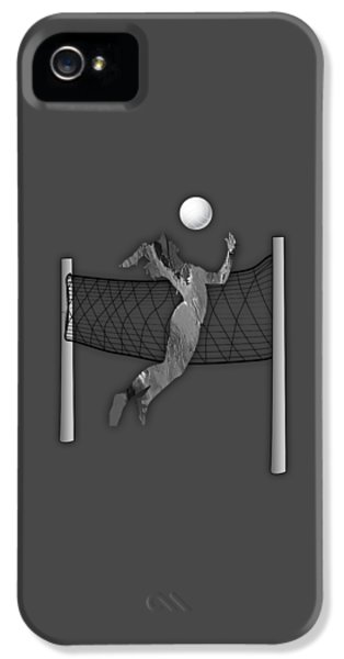 Vollyball Collection IPhone 5 / 5s Case by Marvin Blaine