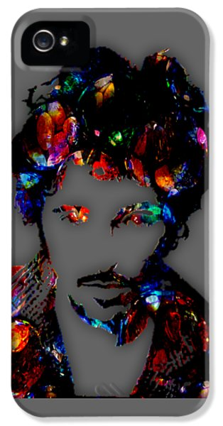 Bruce Springsteen Collection IPhone 5 / 5s Case by Marvin Blaine
