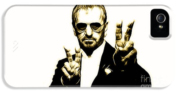 Ringo Starr Collection IPhone 5 / 5s Case by Marvin Blaine