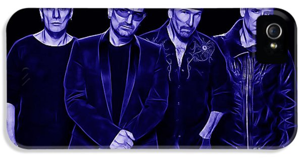 U2 Collection IPhone 5 / 5s Case by Marvin Blaine