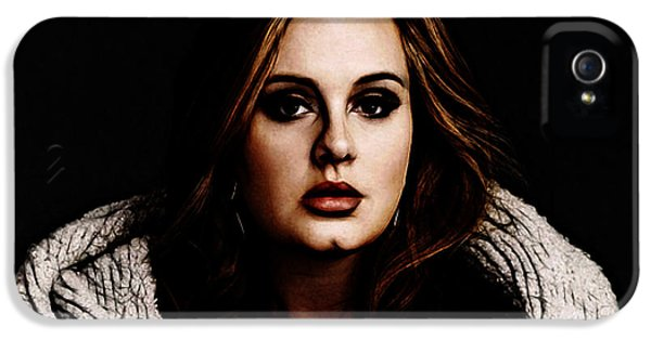 Adele IPhone 5 / 5s Case by The DigArtisT