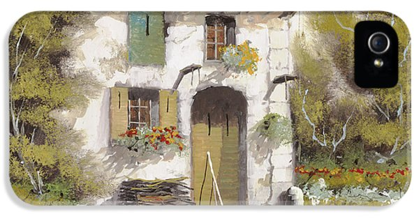 AIA IPhone 5 / 5s Case by Guido Borelli
