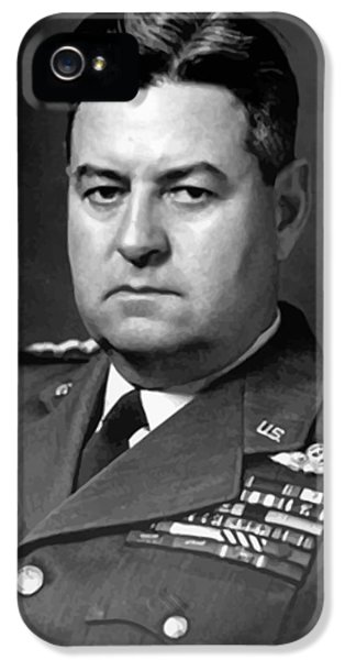 Strategic iPhone 5 Cases - Air Force General Curtis Lemay  iPhone 5 Case by War Is Hell Store