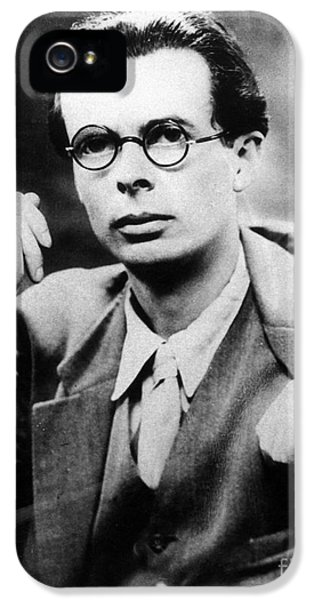 Aldous Huxley (1894-1963) IPhone 5 / 5s Case by Granger