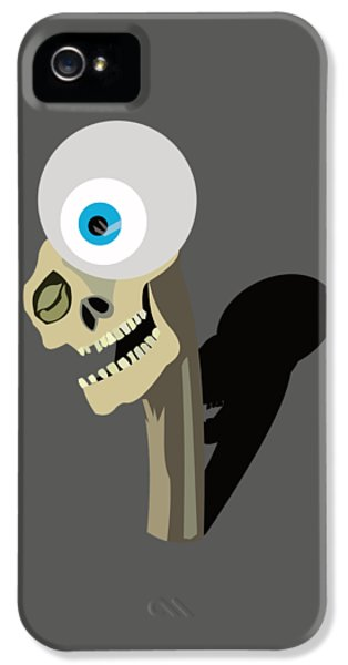 Alfred Kubin IPhone 5 / 5s Case by Michael Jordan
