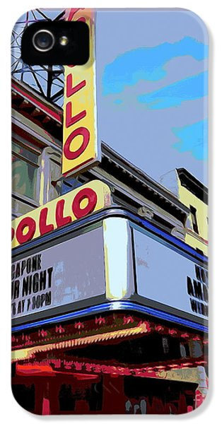Amateur Night At The Apollo IPhone 5 / 5s Case by Ed Weidman
