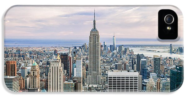 Amazing Manhattan IPhone 5 / 5s Case by Az Jackson