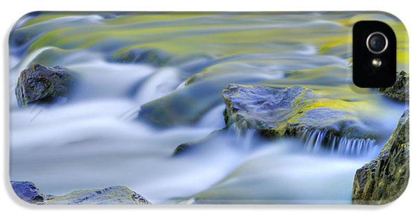 River iPhone 5 Cases - Argen River iPhone 5 Case by Silke Magino