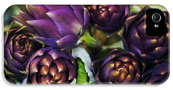 Artichokes  IPhone 5 / 5s Case by Joana Kruse