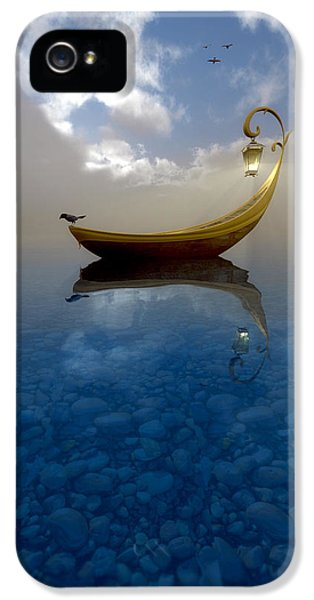 Narcissism IPhone 5 / 5s Case by Cynthia Decker