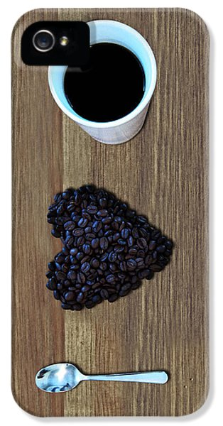 I Love Coffee IPhone 5 / 5s Case by Nicklas Gustafsson