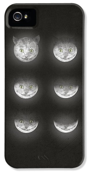 Waning Cheshire IPhone 5 / 5s Case by Eric Fan