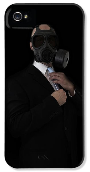 Apocalypse iPhone 5 Cases - Apocalyptic Style iPhone 5 Case by Nicklas Gustafsson