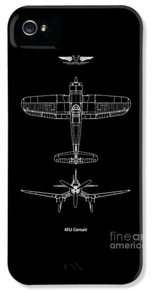 Usaf iPhone 5 Cases - The Corsair iPhone 5 Case by Mark Rogan