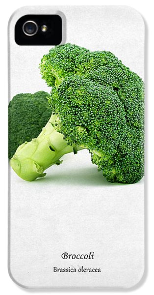 Broccoli IPhone 5 / 5s Case by Mark Rogan