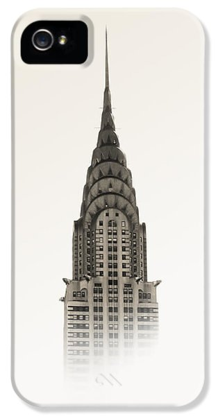 Chrysler Building - Nyc IPhone 5 / 5s Case by Nicklas Gustafsson