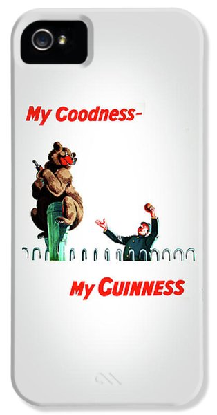 My Goodness My Guinness 2 IPhone 5 / 5s Case by Mark Rogan