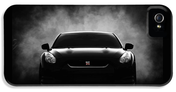 Smoke iPhone 5 Cases - Gtr iPhone 5 Case by Douglas Pittman