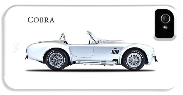 The Shelby Cobra IPhone 5 / 5s Case by Mark Rogan