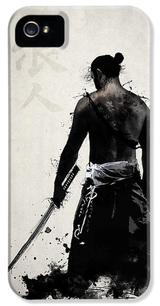 Ronin IPhone 5 / 5s Case by Nicklas Gustafsson