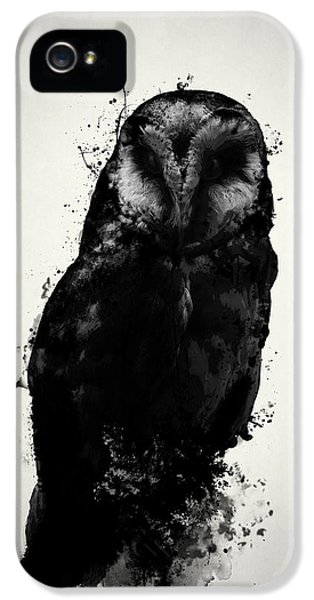 The Owl IPhone 5 / 5s Case by Nicklas Gustafsson