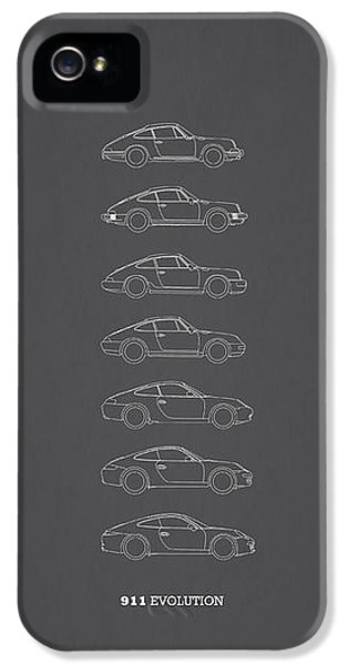 911 Evolution IPhone 5 / 5s Case by Mark Rogan