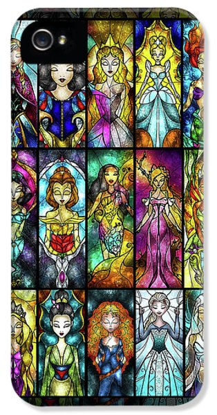The Princesses IPhone 5 / 5s Case by Mandie Manzano