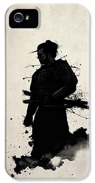 Samurai IPhone 5 / 5s Case by Nicklas Gustafsson