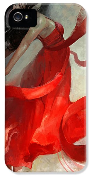 Dress iPhone 5 Cases - Ascension iPhone 5 Case by Steve Goad
